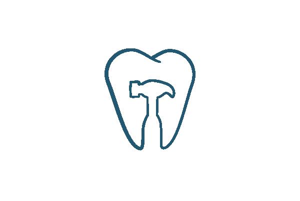 Dantų meistrai logo