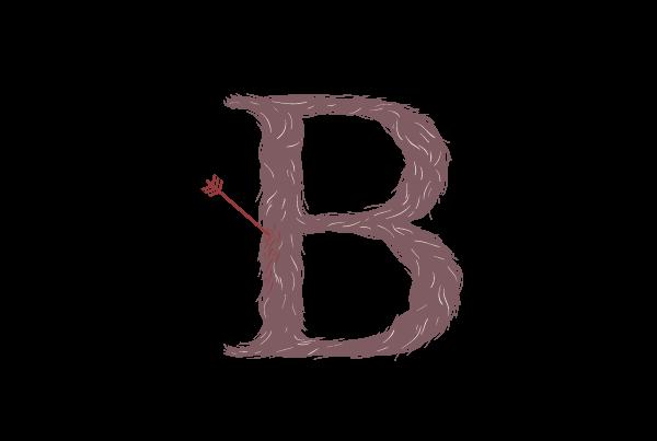 Letter B thumbnail