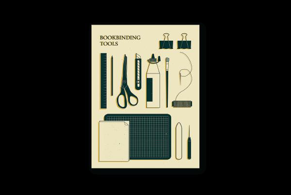 Bookbinding tools thumbnail